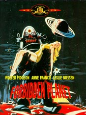 Robbie the Robot, Forbidden Planet (1956)
