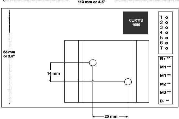 5k potentiometer wiring diagram motor control